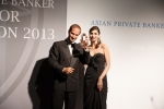 Credit Suisse wins Best Private Bank - Asia