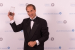 Francesco de Ferrari, Credit Suisse with the Best Private Bank - Asia award