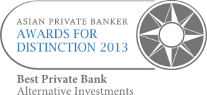 AFD2013_Best Private Bank - Alternative Investments