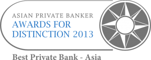 AFD2013_Best Private Bank - Asia