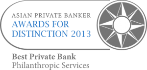 AFD2013_Best Private Bank - Philanthropic Services