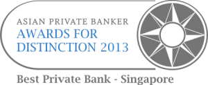 AFD2013_Best Private Bank - Singapore