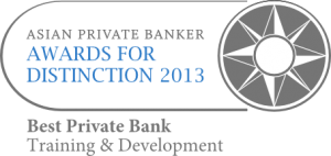 AFD2013_Best Private Bank - Training & Development