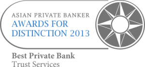 AFD2013_Best Private Bank - Trust Services
