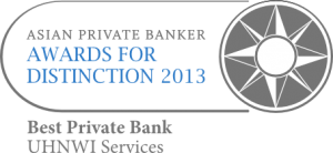 AFD2013_Best Private Bank - UHNWI Services