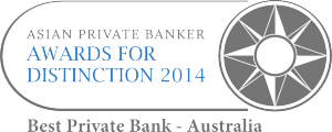 AFD2014_Best Private Bank - Australia