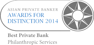 AFD2014_Best Private Bank - Philanthropic Services