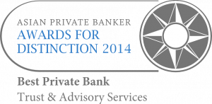AFD2014_Best Private Bank - Trust & Advisory Services