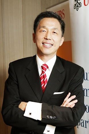 Dennis Chen, Head of Wealth Management UBS Taiwan