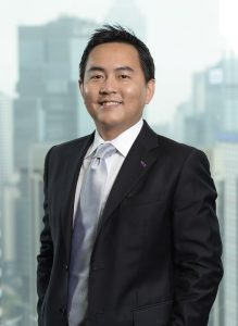 Edward Lee, Head of Cross-Asset Solutions Sales for Private Banks in Hong Kong and Singapore