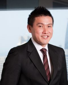 Albert Tse, head of intermediary business, private banks, Asia, Schroder Investment Management