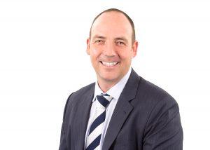 Ciaran McCassey, head of sales, Australia and New Zealand, BlueBay Asset Management