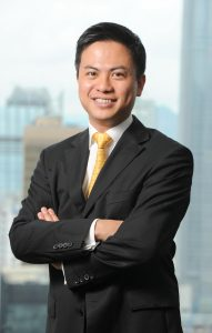 Andrew Au, managing director and head of LYXOR, Asia ex-Japan