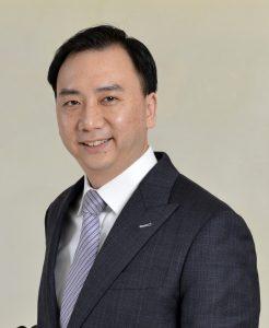 Nelson Chow, head of Hong Kong retail sales, AllianceBernstein