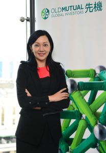 Carol Wong, Asia head of distribution, Old Mutual Global Investors