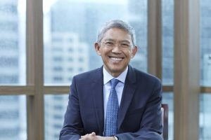 Bahren Shaari, Chief Executive Officer, Bank of Singapore