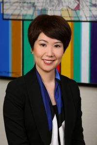 Christina Tung, Head, Philanthropy, Values-based Investing, Asia Pacific, UBS Wealth Management