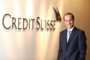 Francesco de Ferrari, Head, Private Banking Asia Pacific, Credit Suisse