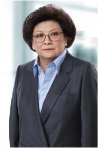 Josefina Tan, President, BDO Private Bank