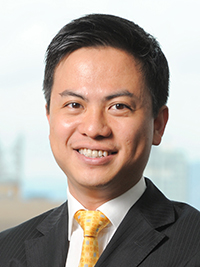 Andrew Au, Managing Director and Head of Asia ex-Japan, Lyxor Asset Management