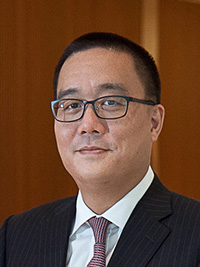 Terence Lam, Head of Sales & Marketing Asia, AXA Investment Managers