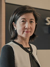 Virginia Devereux Wong, Head of Asia Wholesale Business, Standard Life Investments