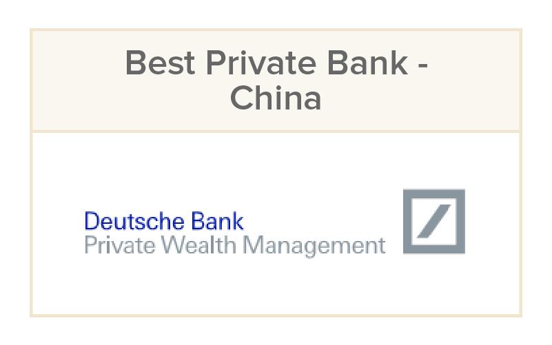 Awards for Distinction 2011 - Asian Private Banker