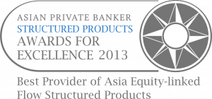 SP Awards 2013_Asia Equity-linked