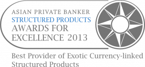 SP Awards 2013_Exotic Currency-linked